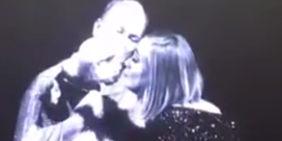 For Her Next Trick, Adele Kisses A Dog Mid-Concert