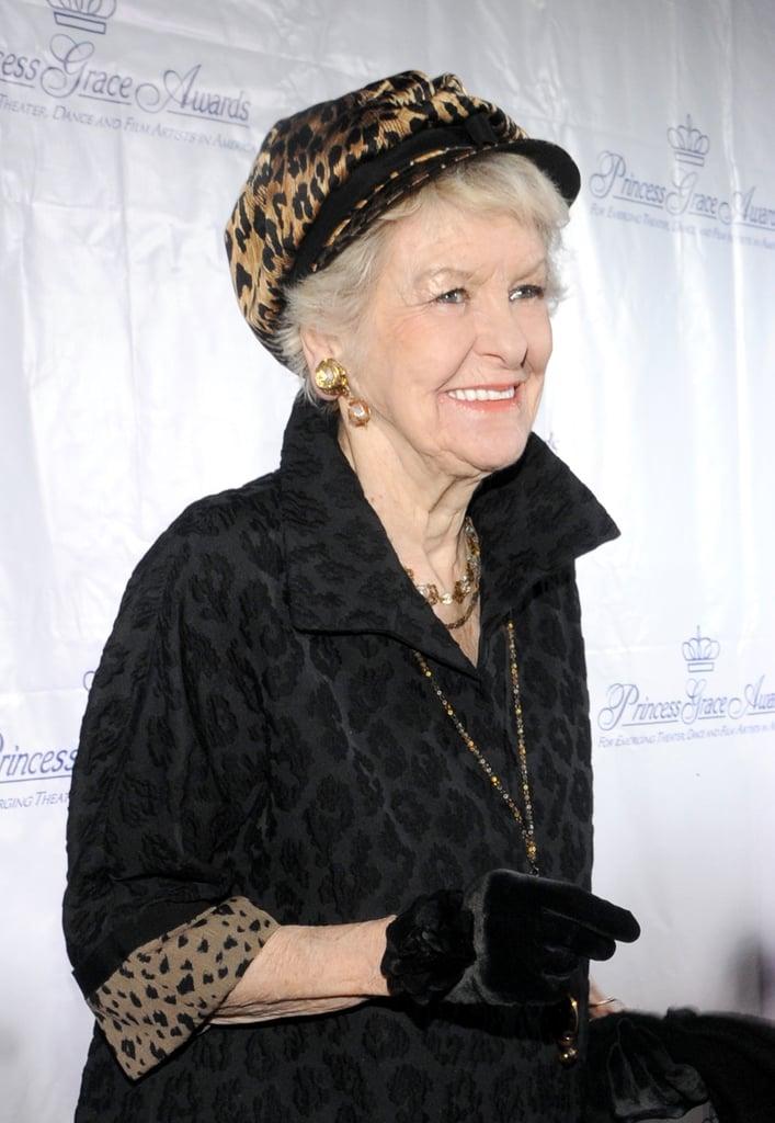 Elaine Stritch at the Princess Grace Awards