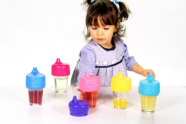 Lids That Turn Any Cup Into a Sippy