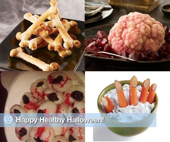 Scary Halloween Foods That Are Healthy