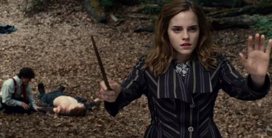 Video Trailer For Harry Potter and the Deathly Hallows Part One, Starring Daniel Radcliffe