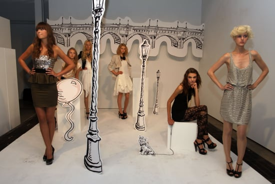 New York Fashion Week: Alice & Olivia Spring 2010