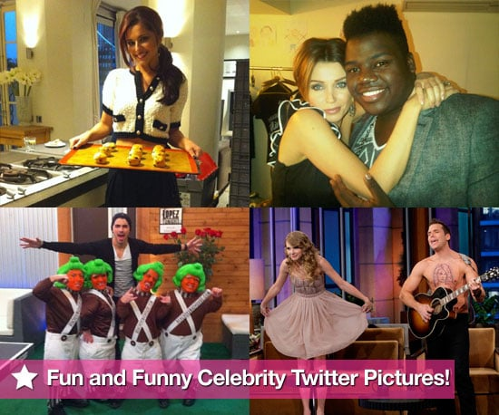 Celebrity Twitter Pictures 2010-11-26 07:00:00