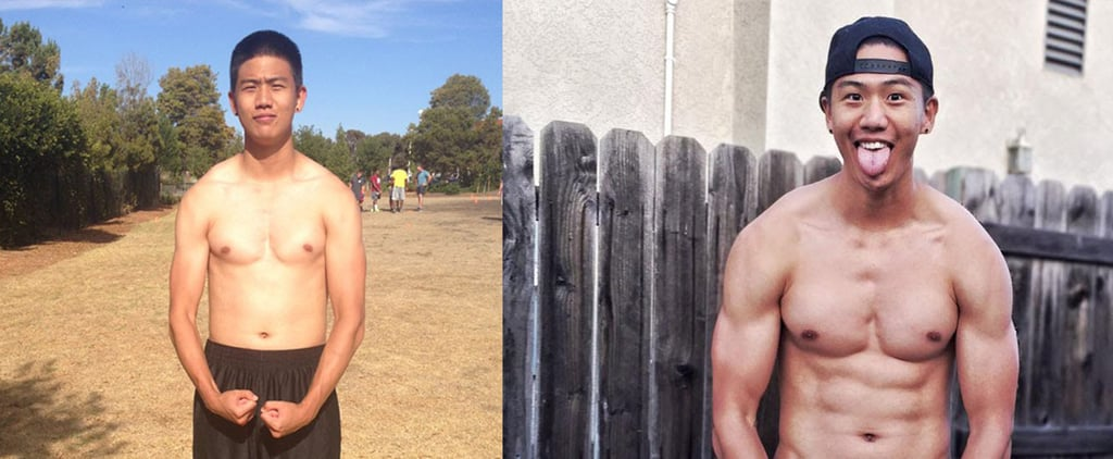 This 1-Year Fitness Transformation Is SO Real and Inspiring