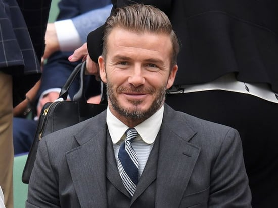 Whoa, Nelly! David Beckham Get Another Neck Tattoo