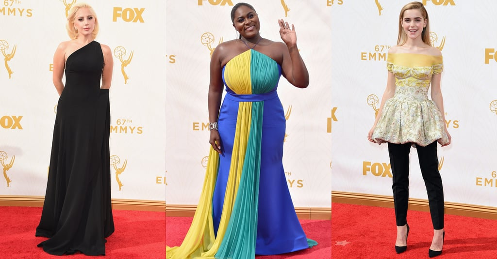 Surprising Fashion Moments From the Emmys Red Carpet