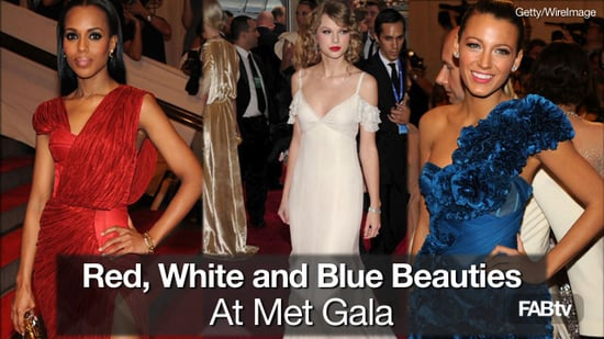 Celebrities at the 2010 Met Costume Gala