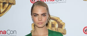 Cara Delevingne Lands a Huge Gig With a Major Edgy British Brand