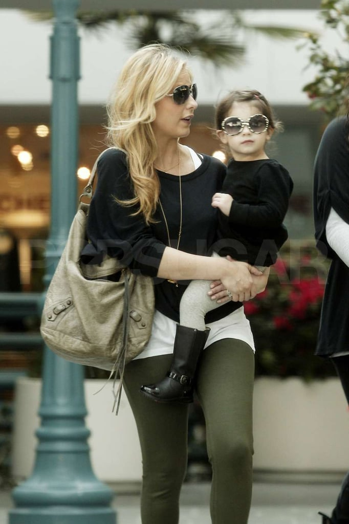 Sarah Michelle Gellar and Charlotte Prinze matched in LA.