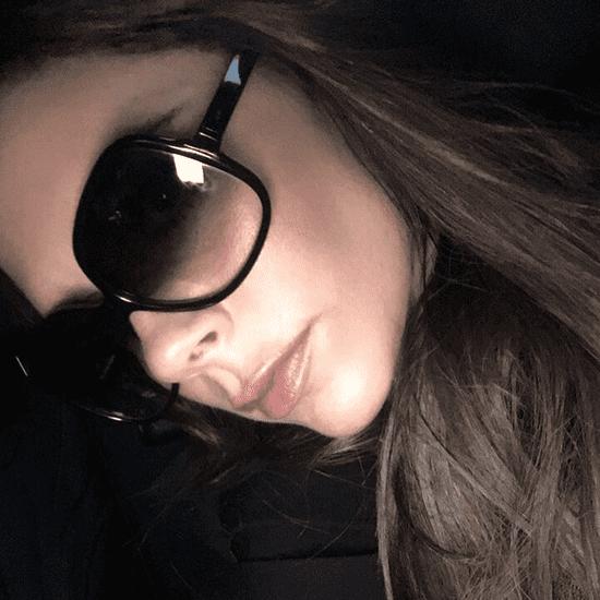 Victoria Beckham's Sunglasses April 2016