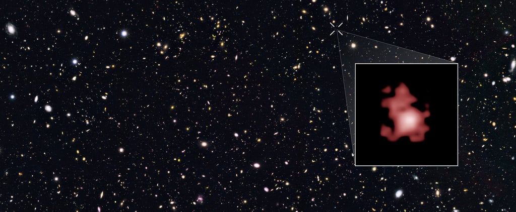 The Hubble Telescope Spotted a Galaxy Far, Far Away — the Farthest, to Be Specific