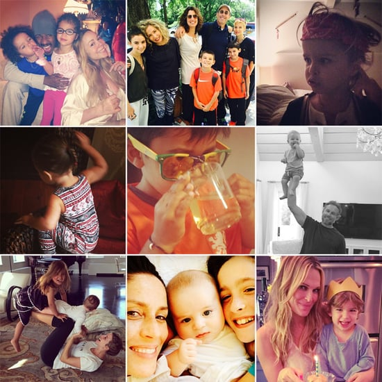 Molly, Mariah, Ivanka, and More Celeb Moms Shared Some Sweet Snaps of Their Tots This Week!