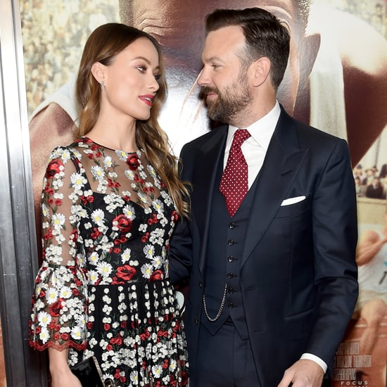 Olivia Wilde and Jason Sudeikis at Race Premiere in NYC