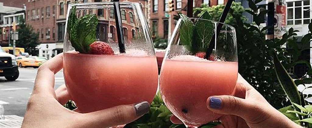 This Restaurant Now Has a Frosé Machine, Because It Was Only a Matter of Time