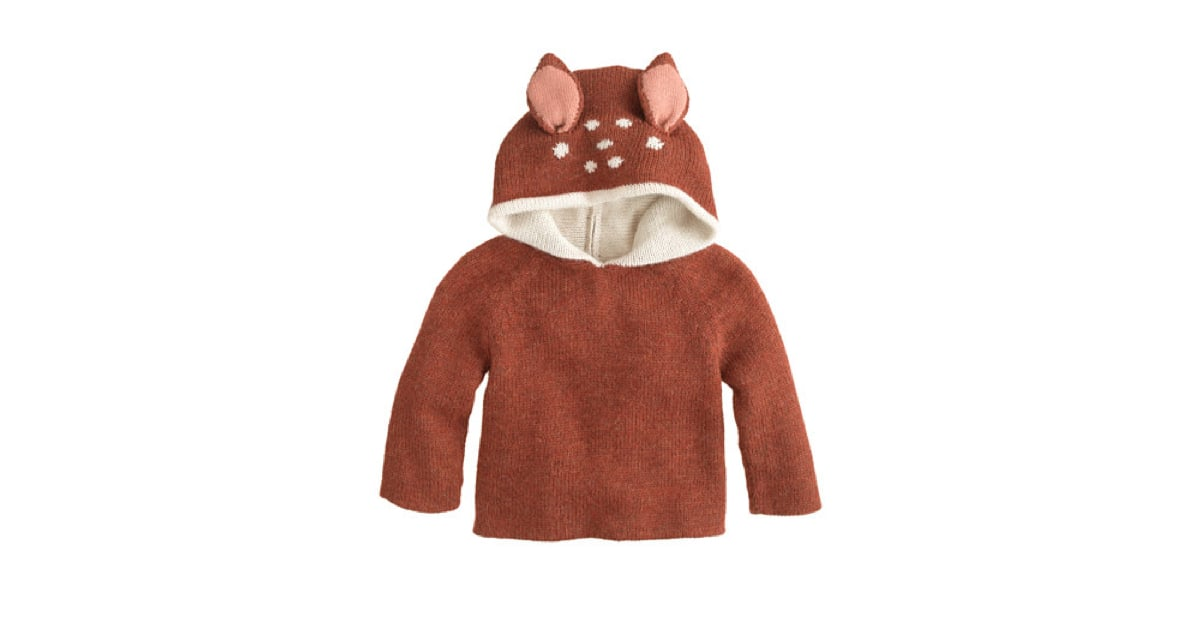 Oeuf Bambi Hoodie 12 Cozy Sweaters For The Littlest