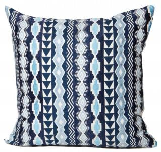 Black Marble Pillow