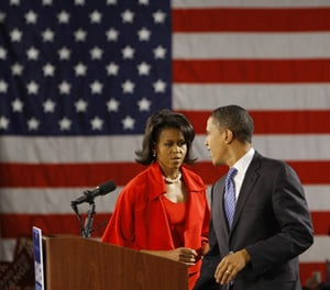 Poll: Insulted That Michelle Obama Is Proud of America For First Time?