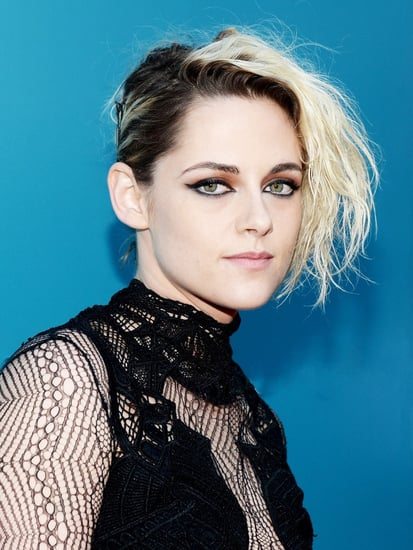We Dare You to Count All the Bobby Pins in Kristen Stewart's Hair