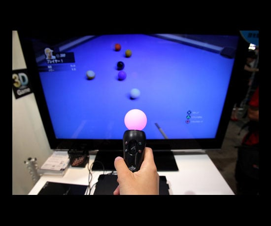 PlayStation Move Popping Up in a Mall Near You
