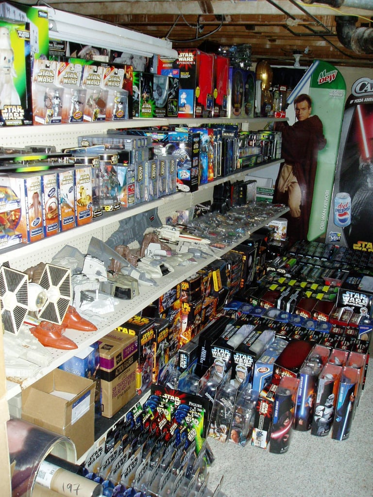 Largest Star Wars Collection Ever For Sale