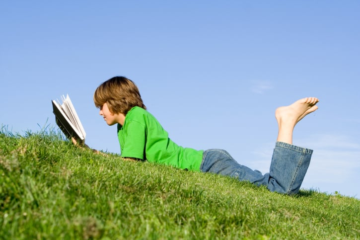 Recommended Summer Reading For Grades Three to Five