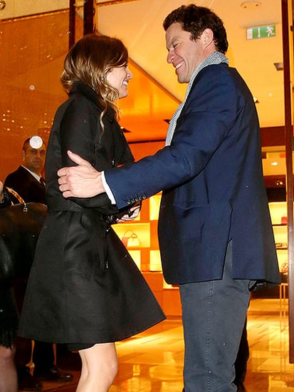 Prince Harry's Ex Cressida Bonas Runs into His Former South Pole Trekker Dominic West in London
