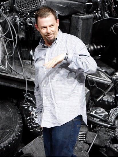 Alexander McQueen Perpetuates That Enfant Terrible Streak