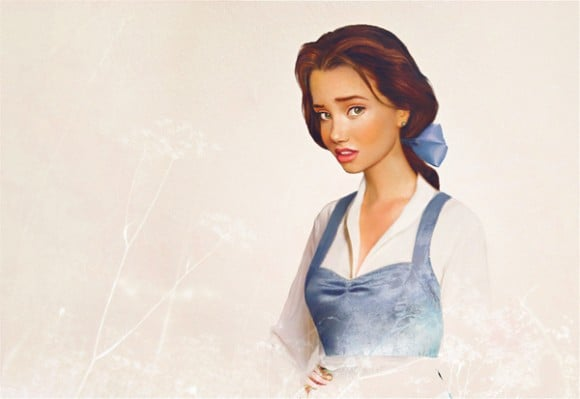 """""""Real Life"""" Belle"""