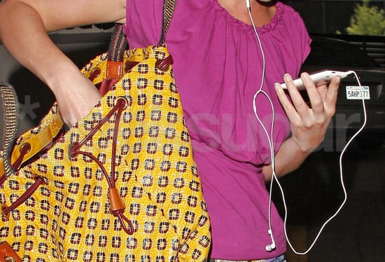 Guess the Celebrity With Her Cell Phone