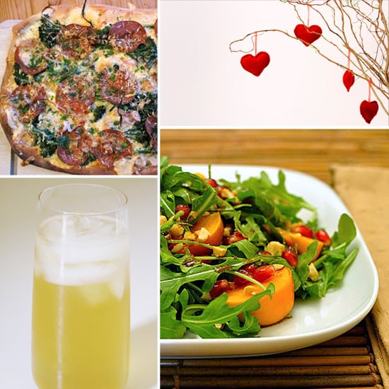 Celebrate Valentine's Day With an Indoor Picnic For Two