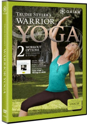 DVD Review: Trudie Styler's Warrior Yoga