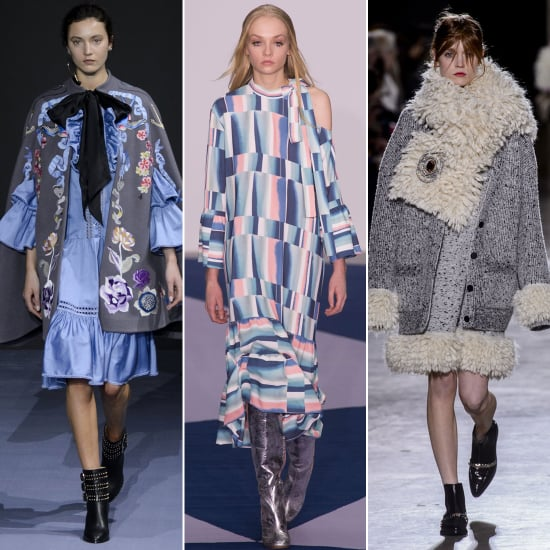 London Fashion Week Autumn/Winter 2016 Trend Report