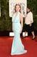 Jessica Chastain in Calvin Klein in 2013.