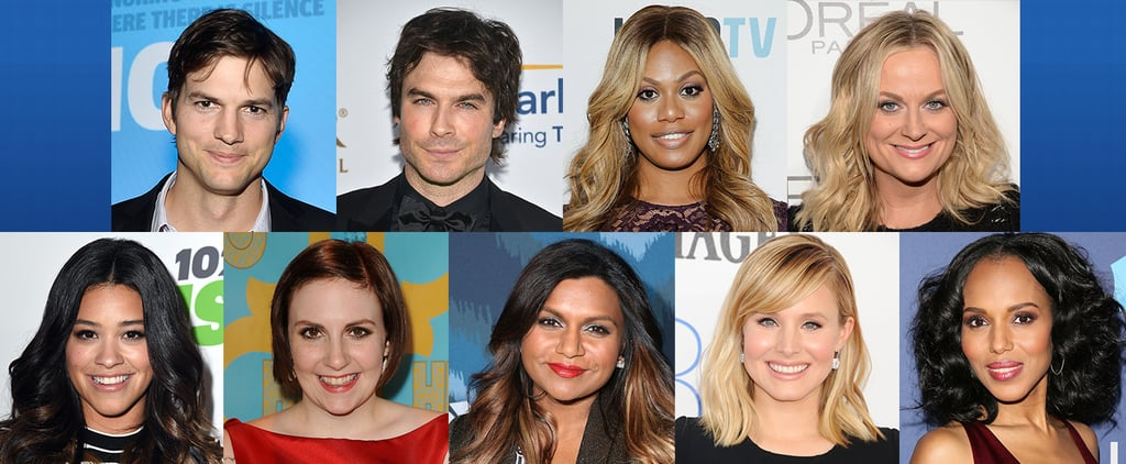 POP 100: Who Is Your Favorite TV Star?
