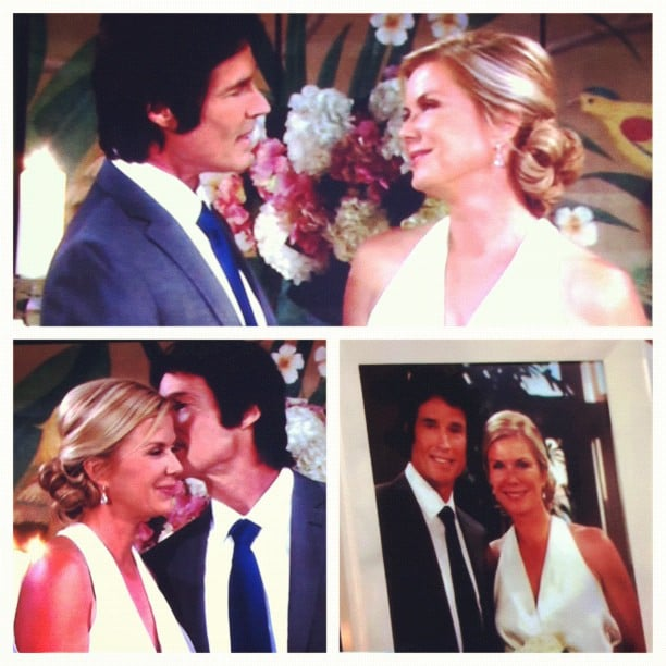 We were a little bit sad to see Ron Moss, aka Ridge, farewell The Bold and the Beautiful after over two decades!