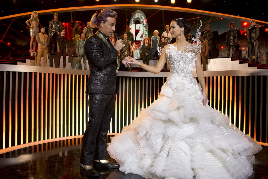 Catching Fire  What it's about: Katniss (Jennifer Lawrence) and Peeta (Josh Hutcherson) barely have time to rest after their win in The Hunger Games, as President Snow (Donald Sutherland) announces that winners past must return to battle in the Quarter Quell. Why we're interested: The Hunger Games was a fantastic first installment for the trilogy, but this is when the story really gets interesting. Plus, I can't wait to see the tropical arena. When it opens: Nov. 22 Watch the trailer for Catching Fire.