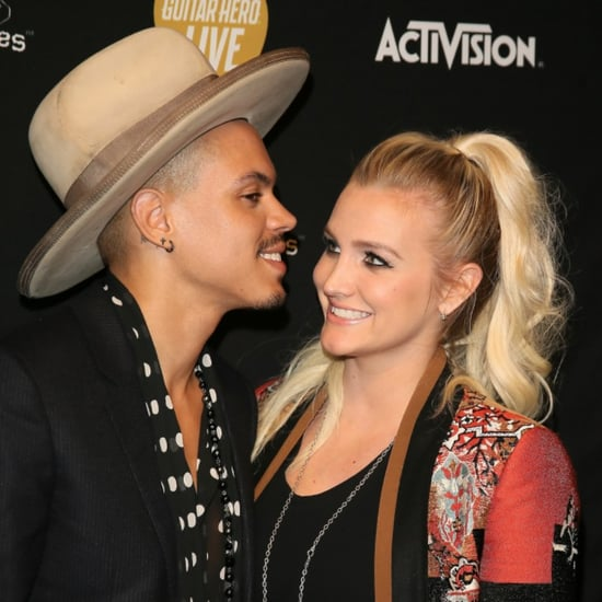 Ashlee Simpson's First Red Carpet After Giving Birth