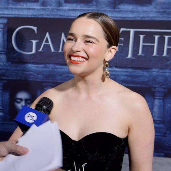 Game of Thrones Cast Bum Quiz Video