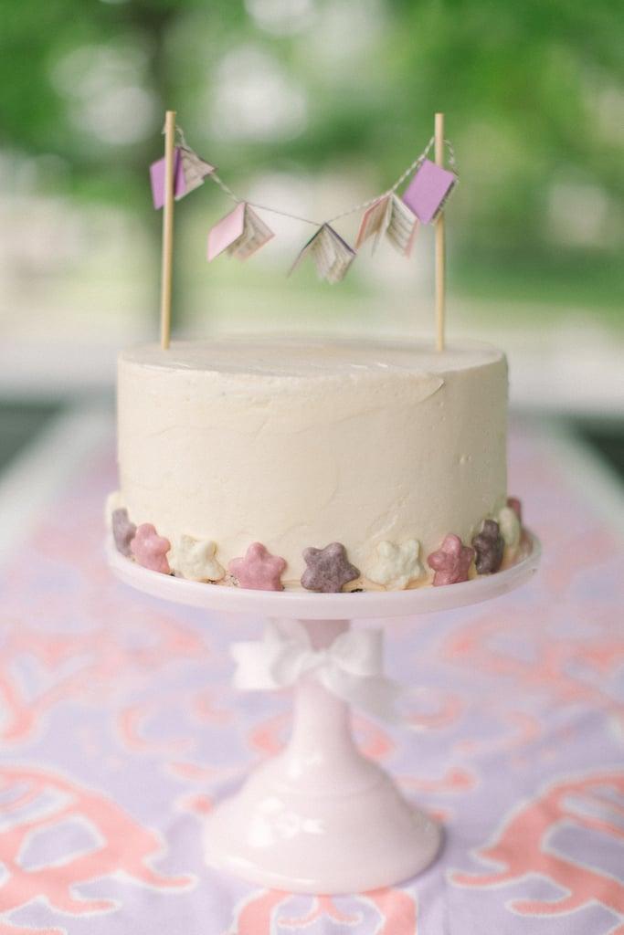 A Semi-Homemade Cake