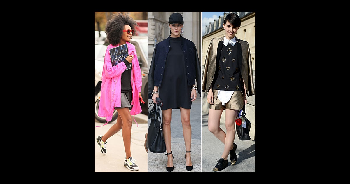 New York Fashion Week Street Style Trends 2012 Popsugar Fashion