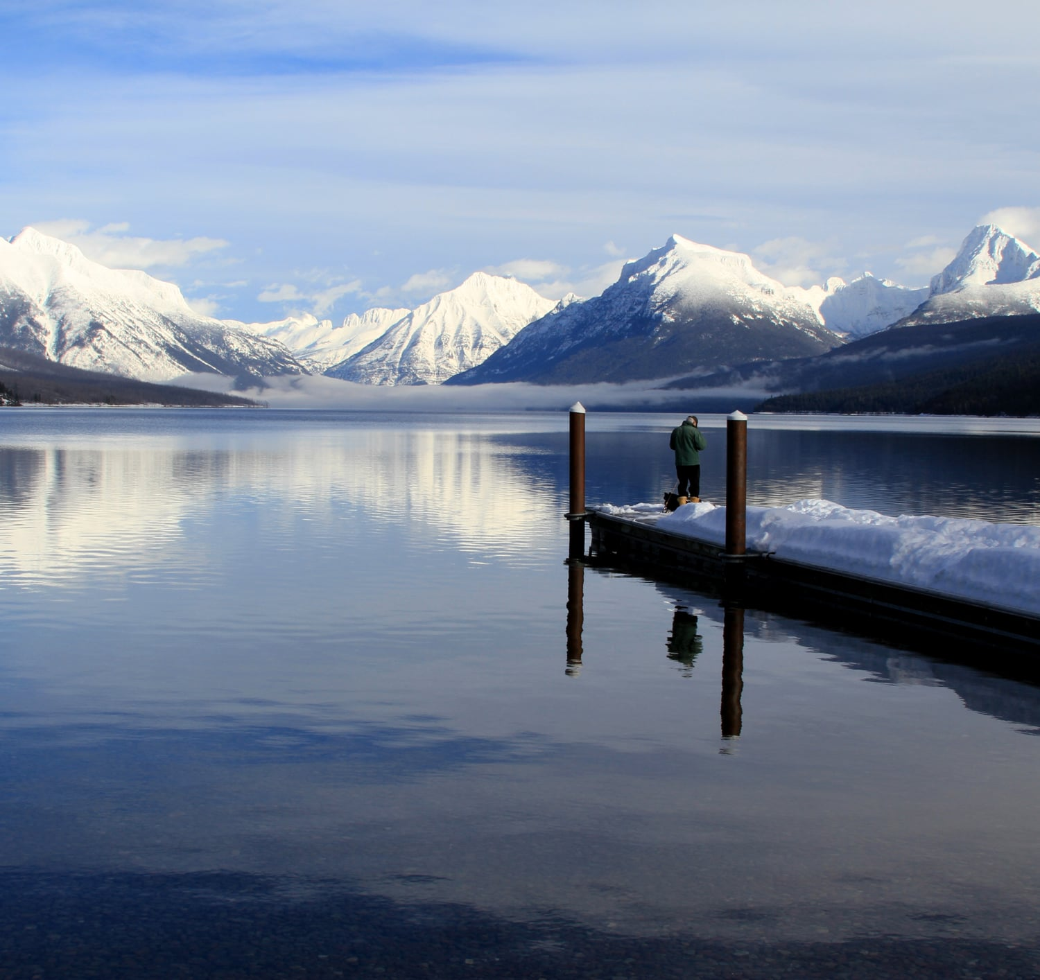 Go Fly-Fishing in Montana's Glacier National Park