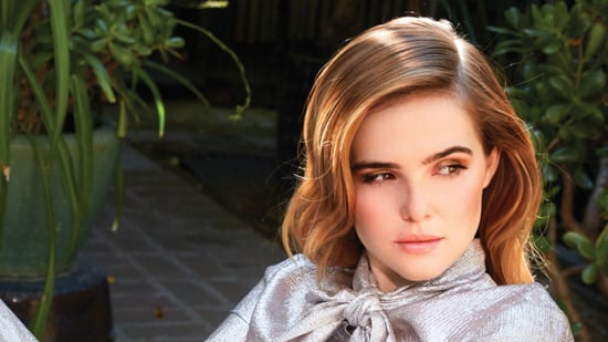 Lea Thompson's Look-Alike Daughter Zoey Deutch Goes Glam for 'harper by Harper's Bazaar' -- See the Pics!