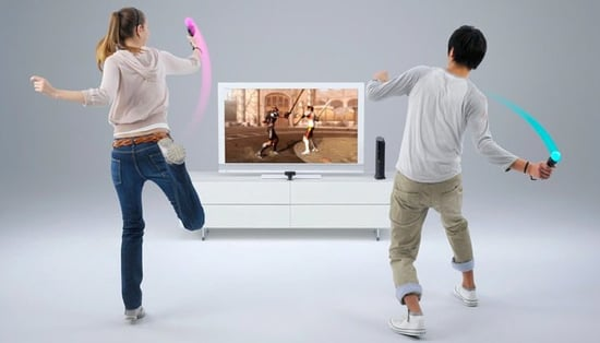 PlayStation Move Sales