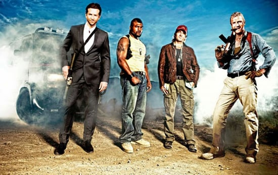 Video Trailer For the A-Team Starring Jessica Biel, Liam Neeson, and Bradley Cooper