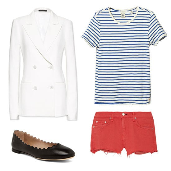 Styling workshop time! Fifteen Spring wardrobe essentials, over 35 outfits to wear — take a look.