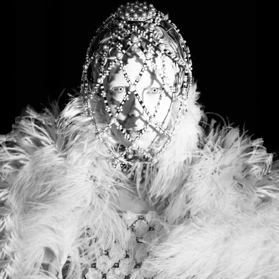 Edie Campbell Gets Caged For The Alexander McQueen Fall 2013 Campaign