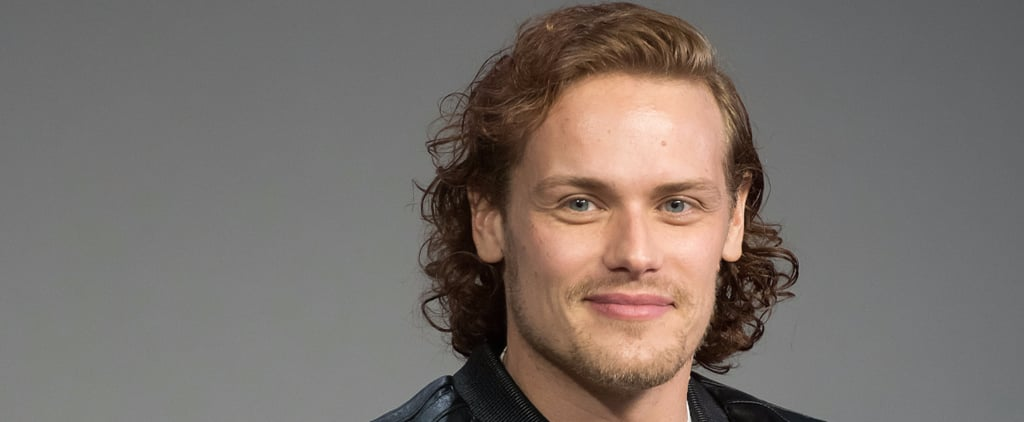 38 Pictures of Sam Heughan That Will Help Get You Through the Wait For Outlander's Return