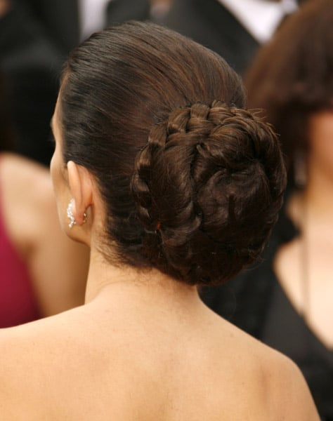 Oscars Hair Trend:  Dazzle Up Your 'Do