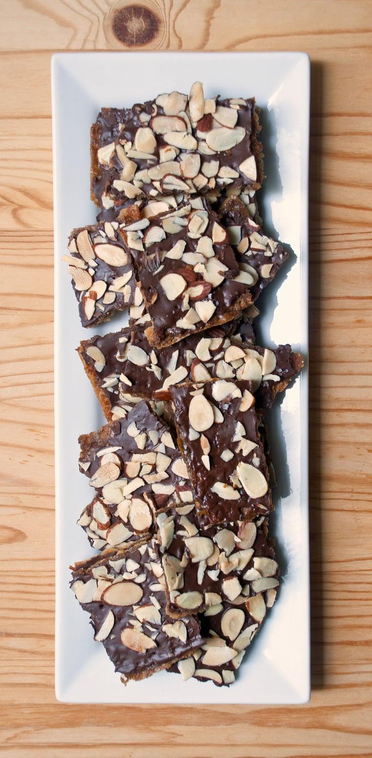 Chocolate Matzo Toffee | 6 Unusual Uses For Matzo Crackers | POPSUGAR ...