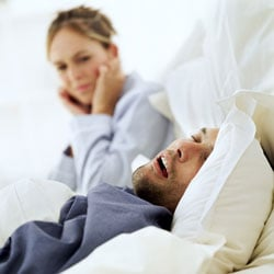 Tips for Dealing With a Spouse Who Snores